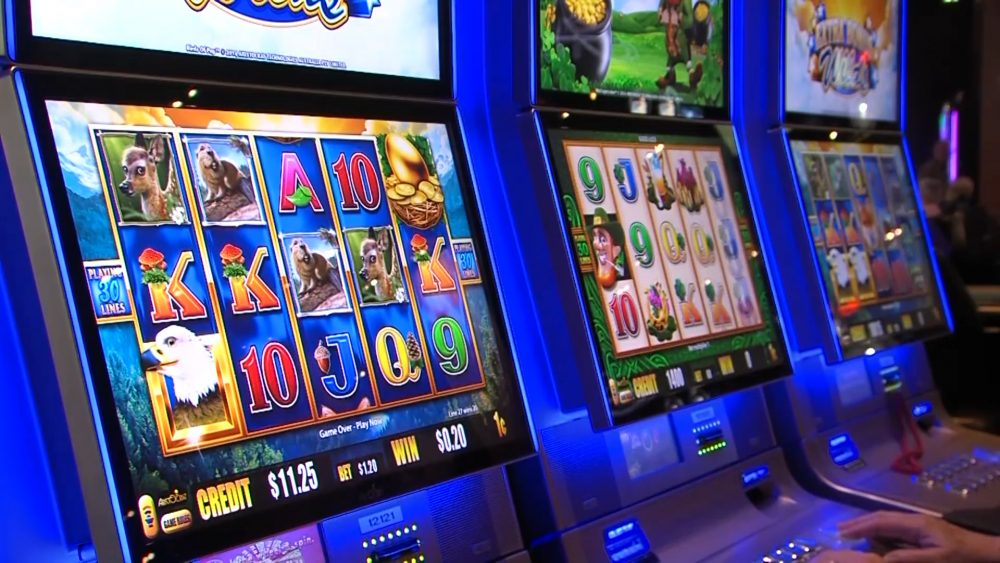The Factor of time for Casinos and Slot Machines