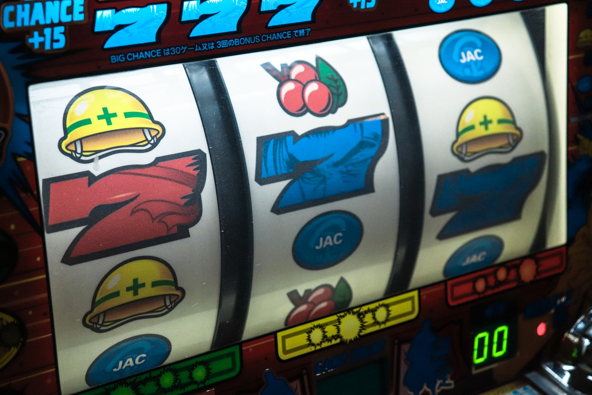 The Different Casino Slot Machine Types